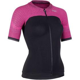 UYN Biking Alpha OW SS Shirt Women Blackboard/Slush